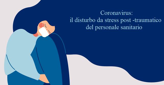 Stress post-traumatico del personale sanitario